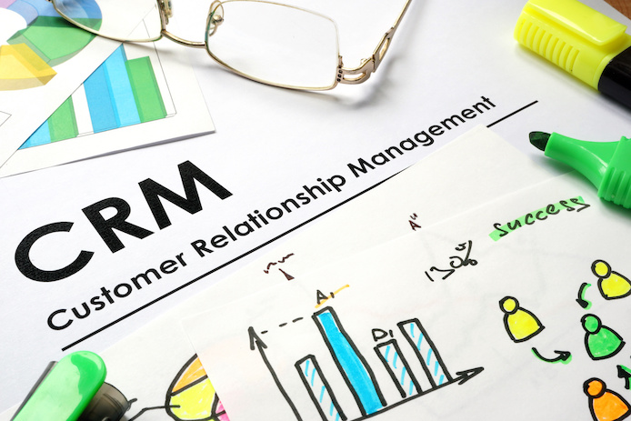 CRM(Customer Relationship Management)(顧客関係管理)とは